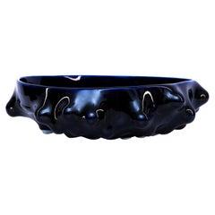 Bumps 2.0 Cobalt Blue Vessel by Arkadiusz Szwed
