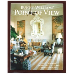 Bunny Williams' Point of View, Signed First Edition