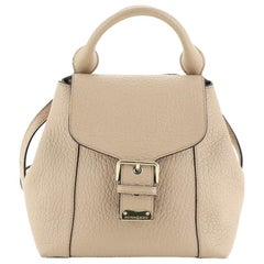 Burberry Belmont Convertible Backpack Leather Small