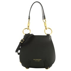 Burberry Bridle Handbag Leather Medium