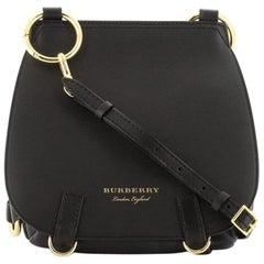 Burberry Bridle Handbag Leather Medium