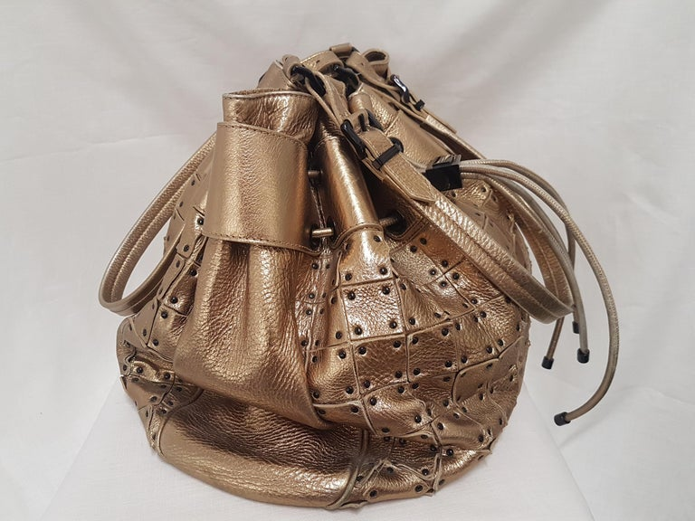 Women's Burberry Leather Bag For Sale