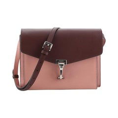 Burberry Macken Crossbody Bag Leather Small