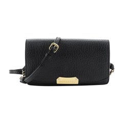 Burberry Madison Wallet on Chain Leather