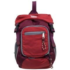 Burberry Multicolor Nylon Leo Belt Bag