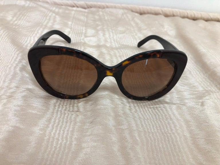 Burberry Sunglasses Model #B4253 3655/13 Unisex For Sale 2