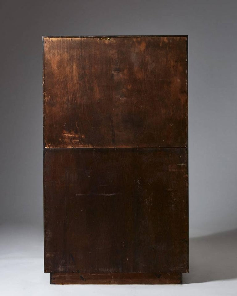 "Bureau ""Typenko"" Designed by Axel Einar Hjorth for Nordiska Kompaniet, Sweden In Excellent Condition For Sale In Stockholm, SE"