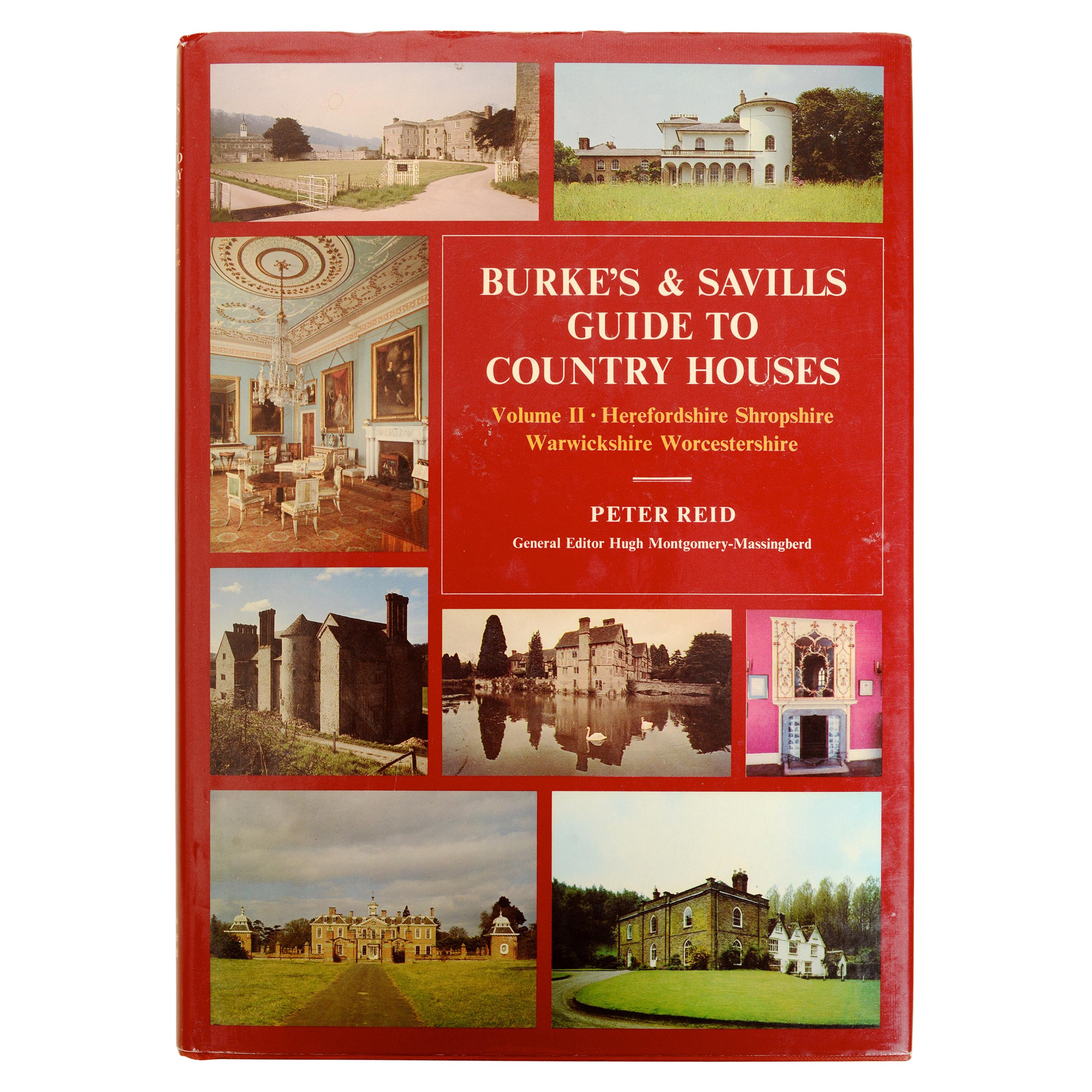 Burke's & Savills Guide to Country Houses: Volume II, First Edition