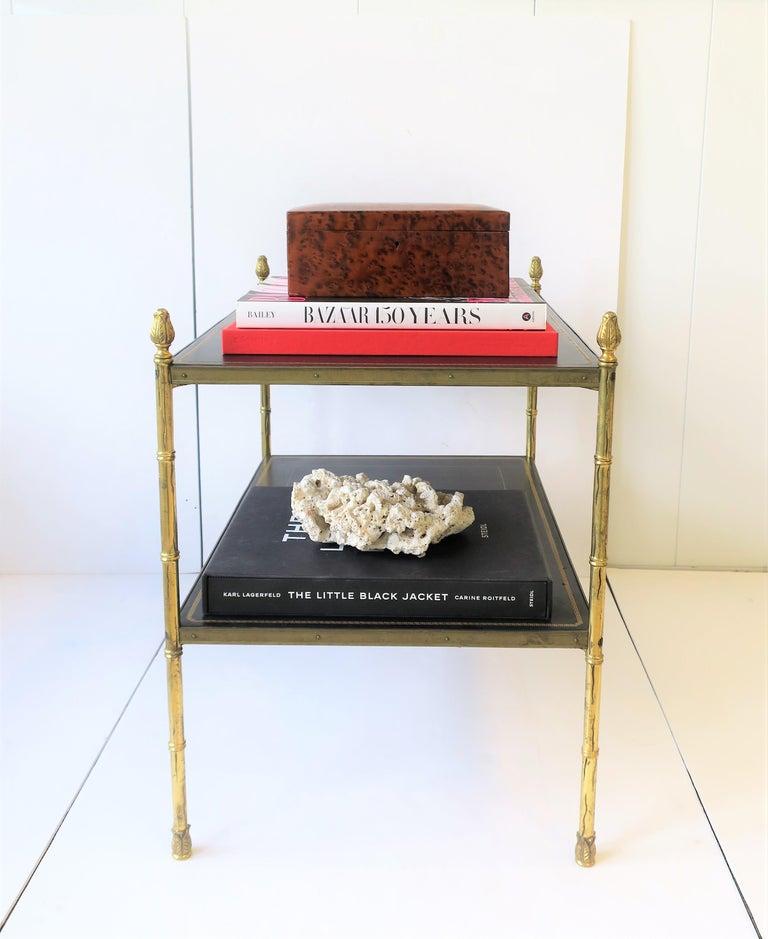 Vintage Burl Wood Box For Sale 4
