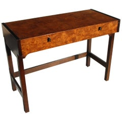 Burl Writing Desk by Century Furniture