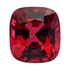 Burma Red Spinel 5.05 Carat AGL Certified