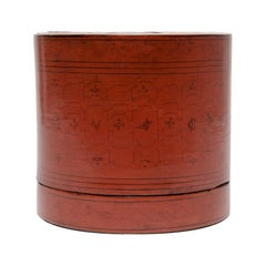Burmese Yun Stacking Betel Box