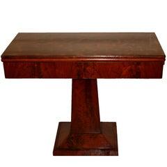 Burr and Ashwood Folding Tea Table