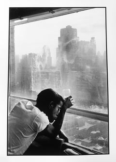 Sammy Davis Junior, New York City, 1959 by Burt Glinn