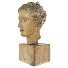 Bust of a Greek Athlete