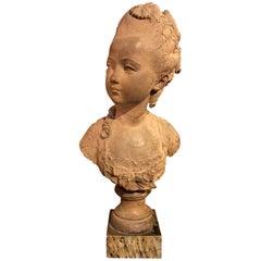 Bust of a Little Girl, Fernand Cian