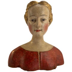 Bust of a Young Noble Lady Italy 'Tuscany?', 16th Century