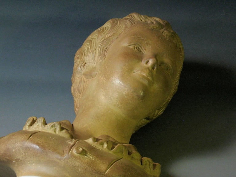 Bust of Alexandre Brongniart First Half of 20th Century For Sale 4
