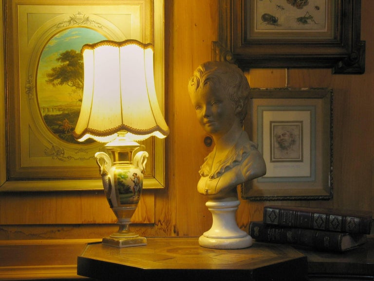 Bust of Alexandre Brongniart First Half of 20th Century For Sale 6