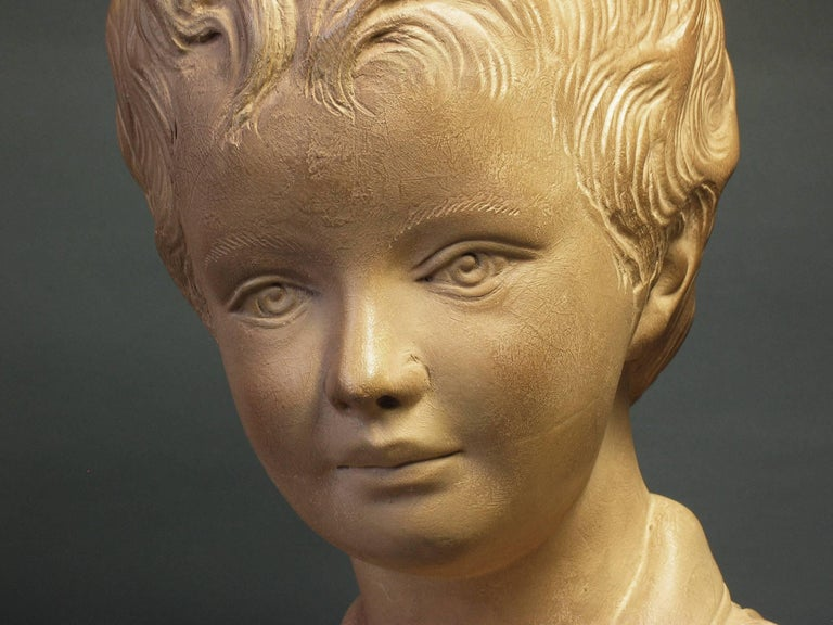 Bust of Alexandre Brongniart First Half of 20th Century For Sale 1