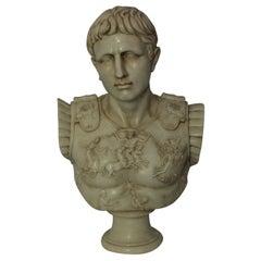 Bust of Caesar Augustus