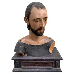 Bust of Saint Ignatius of Loyola