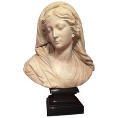 Bust of the Virgin Mary