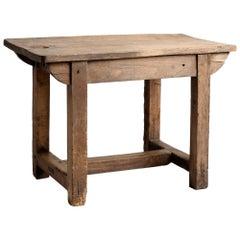 Butcher's Prep Table, England, circa 1730