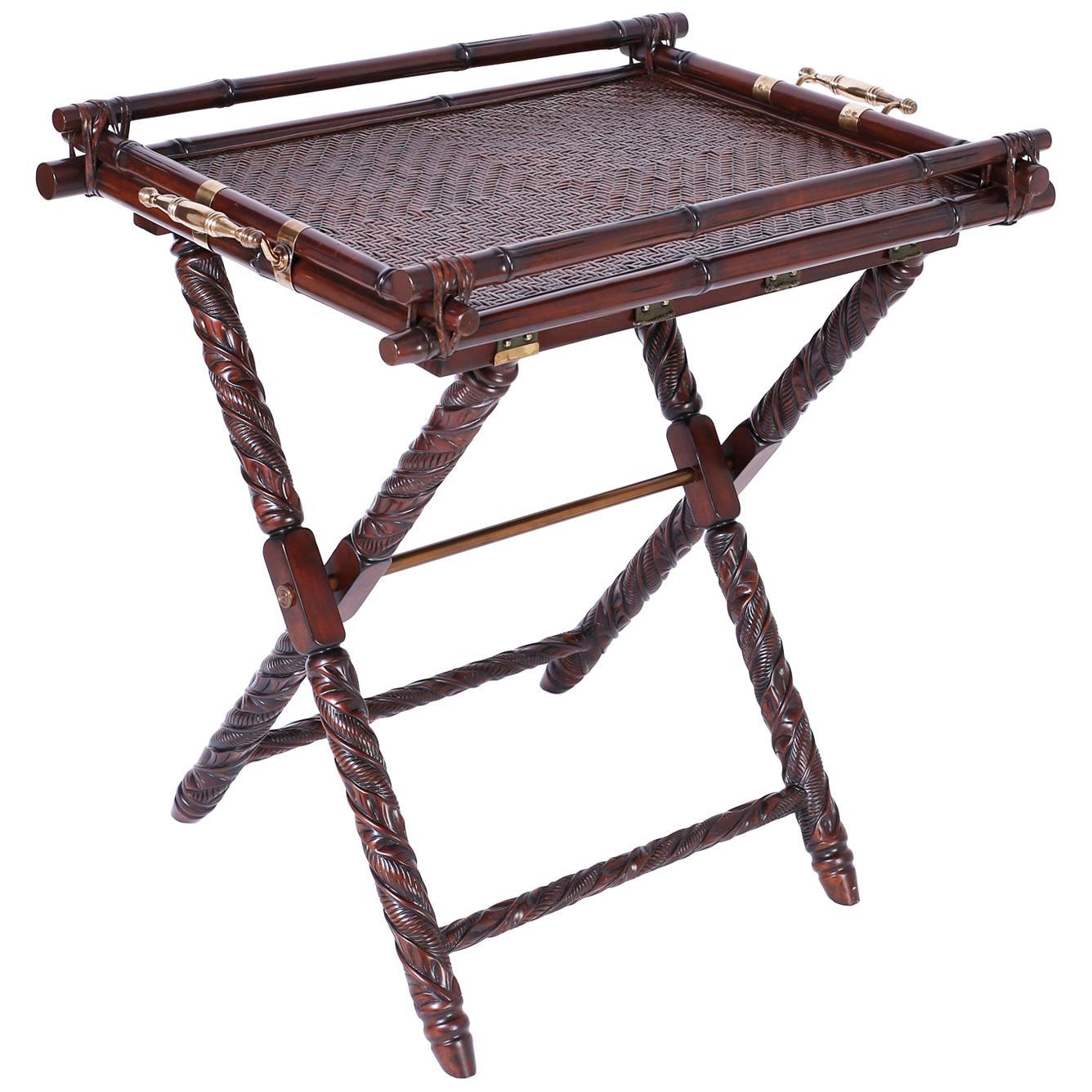 Butler Tray Table or Bar