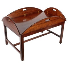 Butler's Tray Coffee Table, 20th Century