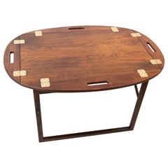 Butler's Tray in Rosewood Designed by Svend Langkilde from the 1960s