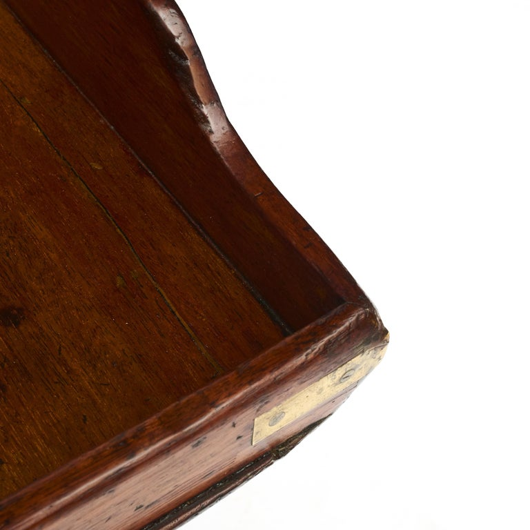 Butler's Tray, Victorian Mahogany, England, 1850-1860 For Sale 4