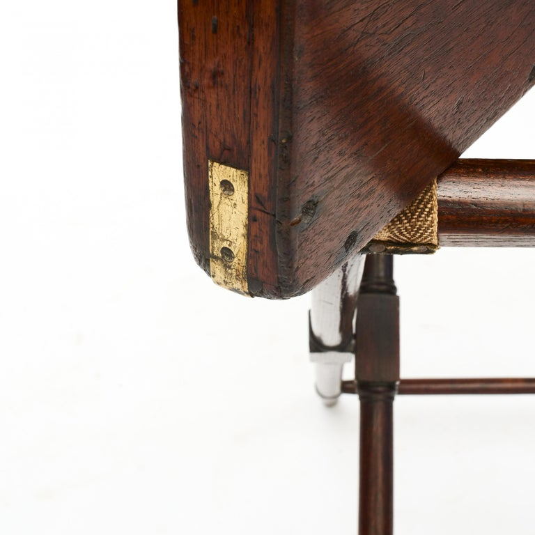 Butler's Tray, Victorian Mahogany, England, 1850-1860 For Sale 5