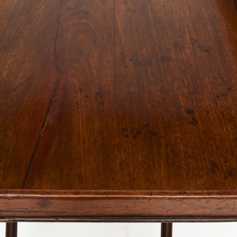Butler's Tray, Victorian Mahogany, England, 1850-1860 For Sale 6