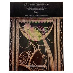 Butterfield & Butterfield Decorative Arts Auction Catalogue 1999 Art Deco