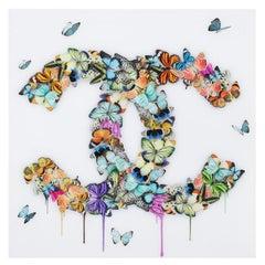 Butterflies Plexiglass Wall Decoration