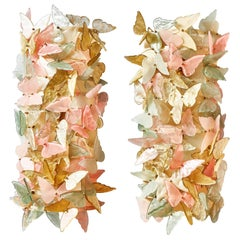 """Butterflies"" Sconces by Studio Glustin"