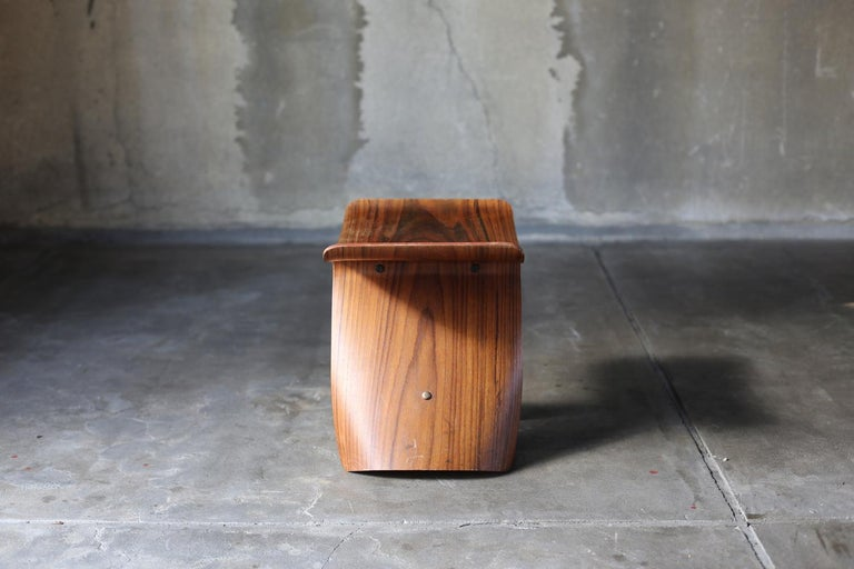Butterfly Stool by Sori Yanagi for Tendo Mokko In Good Condition For Sale In Sammushi, JP