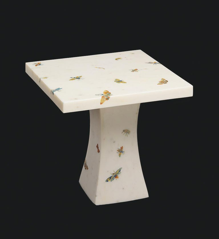 Marble Butterfly Table For Sale