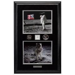 Buzz Aldrin and Neil Armstrong Signatures, Apollo 11