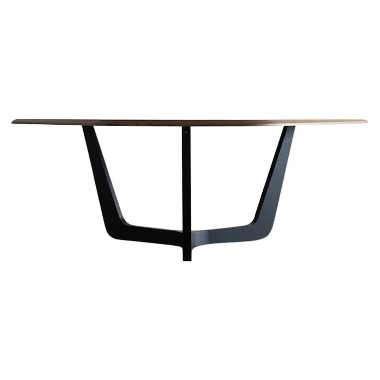 Buzzi Trihex Dining/Conference Table by Buzzi Space For Sale