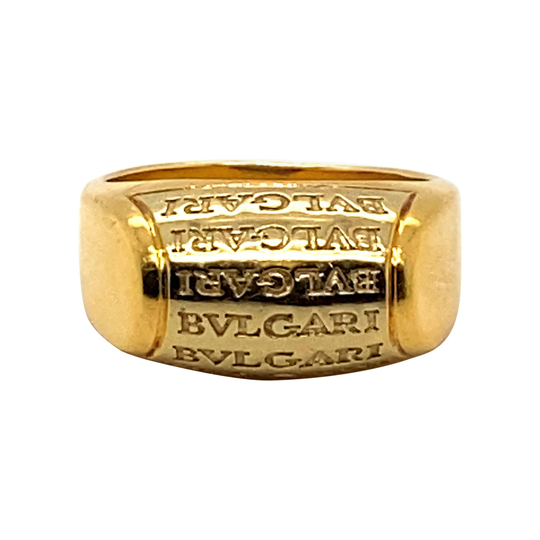 Bvlgari 18k Gold