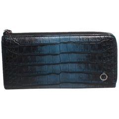 Bvlgari Alligator Wallet