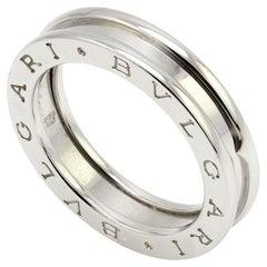 Bvlgari B Zero 1 18kt White Gold Ring