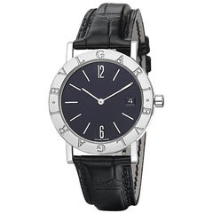 Bvlgari BB 33 SLD Stainless Steel Watch