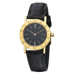 Bvlgari Bvlgari BB 30 GL Yellow Gold Quartz Watch