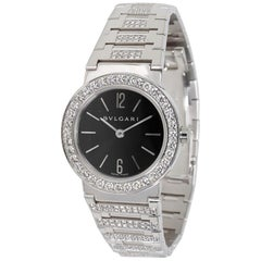 Bvlgari Bvlgari BBW26BGDGD Women's Diamond Watch in 18kt White Gold 2.12 Carat