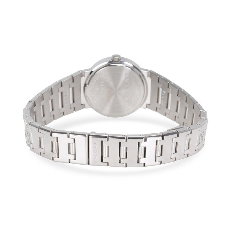 Bvlgari Bvlgari BBW26BGDGD Women's Diamond Watch in 18kt White Gold 2.12 CTW  SKU: 040313  PRIMARY DETAILS Brand:  Bulgari Model: Bvlgari Bvlgari Country of Origin: Switzerland Movement Type: Quartz: Battery Year Manufactured:  Year of Manufacture: