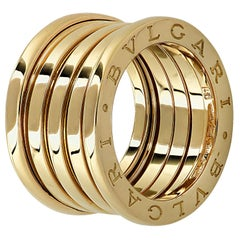 Bvlgari B.Zero 1 XXth Anniversary Five-Band Ring