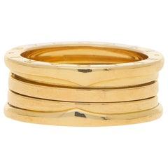 Bvlgari B.zero1 Band Ring in 18 Karat Yellow Gold
